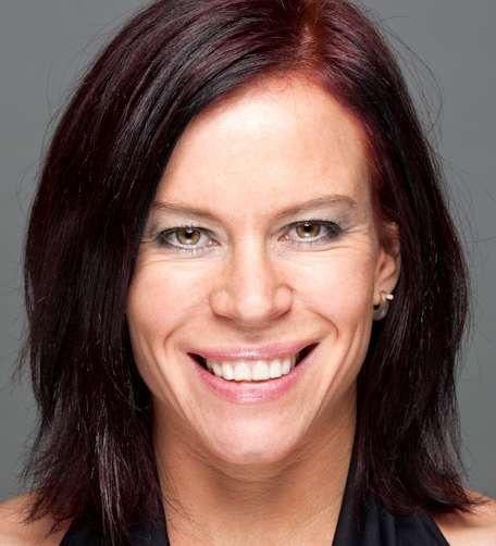 Dr Rebecca Forsberg