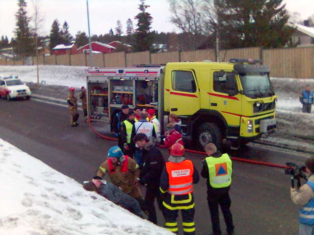 SINTEF Emergency picture